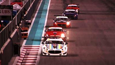 2015 Maserati Trofeo Round 6 Abu Dhabi