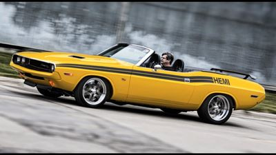 1970 Dodge Challenger Unleashed on Power Tour!