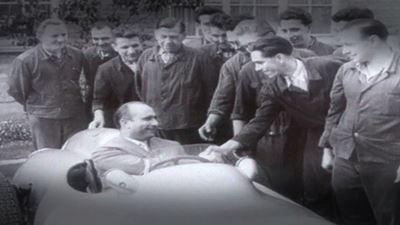 Great Racing Drivers - Fangio